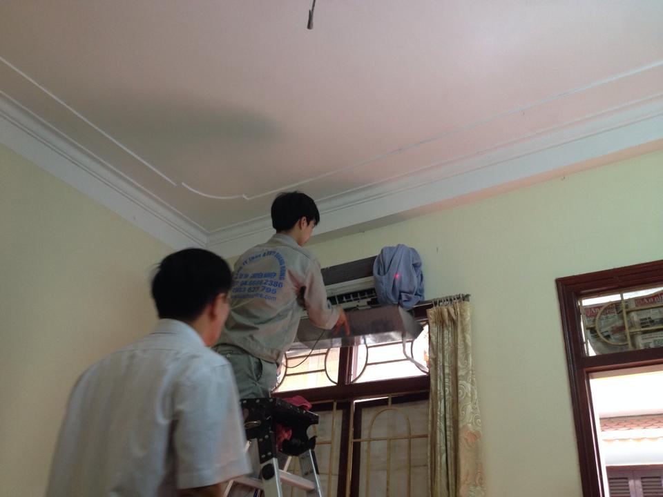 Dịch vụ bảo dưỡng điều hòa tai nhà tại Hà Nội
