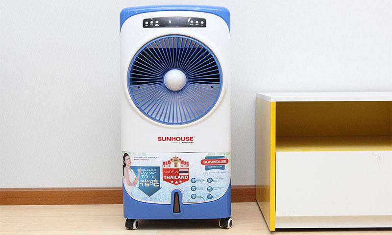Sửa chữa kịp thời để bảo vệ độ bền của quạt hơi nước