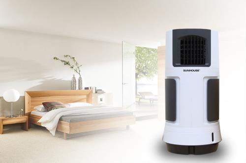 Sửa quạt hơi nước Sanyo tại nhà