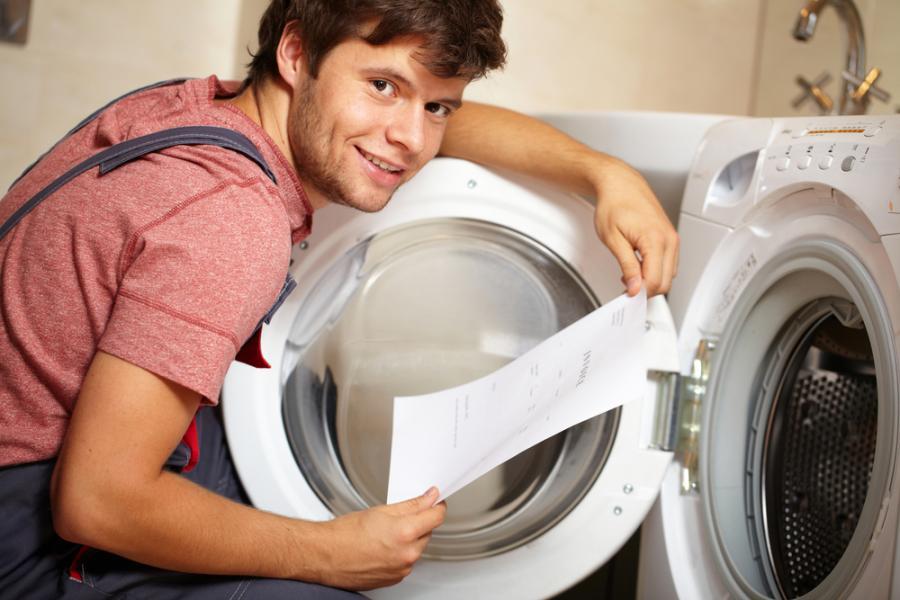 Sửa máy giặt tại Phan Đình Giót