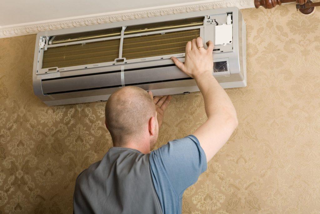 Dịch vụ sửa chữa điều hòa HN khắc phục mọi hư hỏng