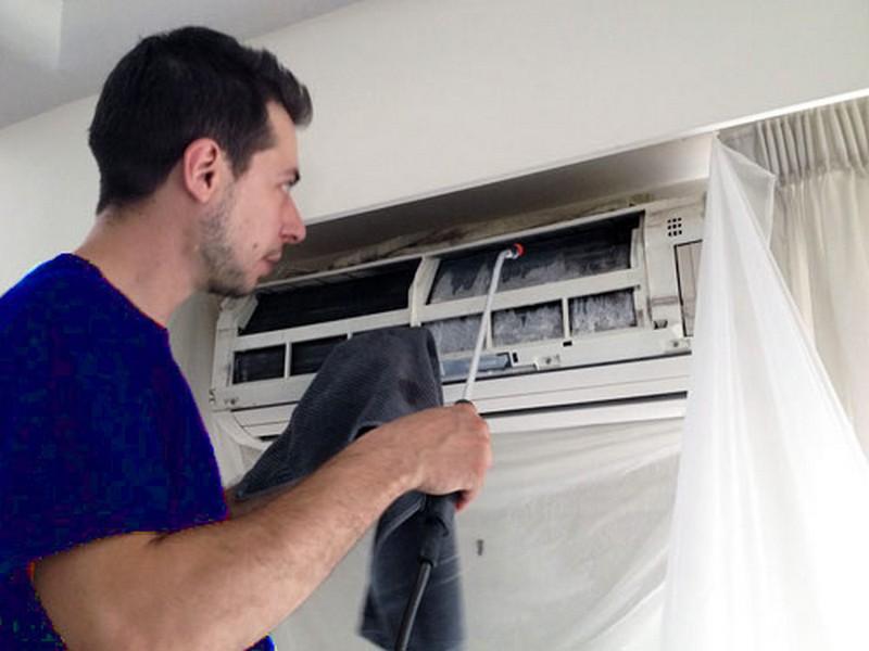 Sửa điều hòa Toshiba tại quận Thanh Xuân sửa chữa tại nhà