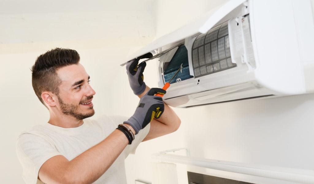 Dịch vụ sửa chữa điều hòa tại nhà tại An Khang giá thành tốt