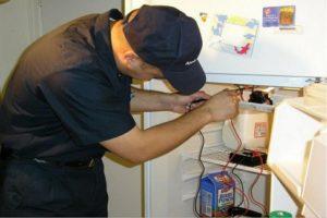 Sửa tủ lạnh tại Định Công Hạ