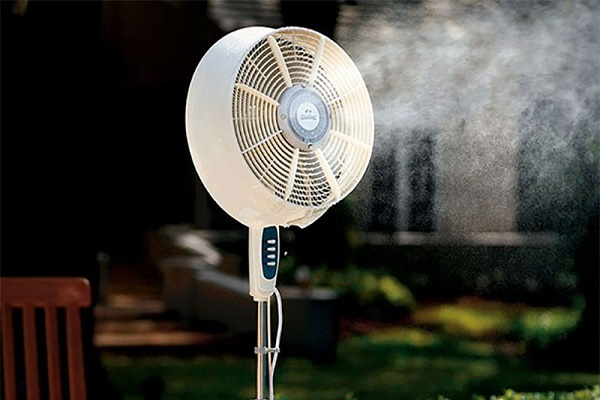 Sửa quạt hơi nước Misushita tại nhà làm việc chuyên nghiệp