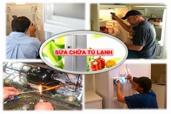 Sửa tủ lạnh tại Nguyễn Lân