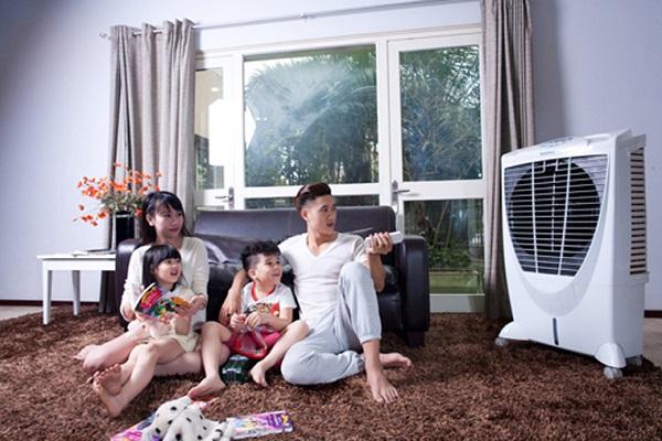Sửa quạt hơi nước Misushita tại nhà
