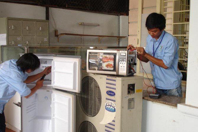 Tìm thợ sửa tủ lạnh uy tín tại Thanh Hóa