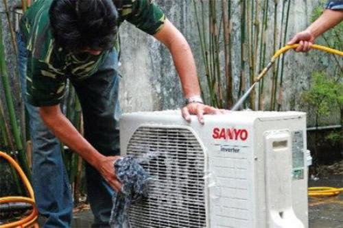 Dịch vụ bảo dưỡng điều hòa của An Khang luôn được khách hàng ưa chuộng