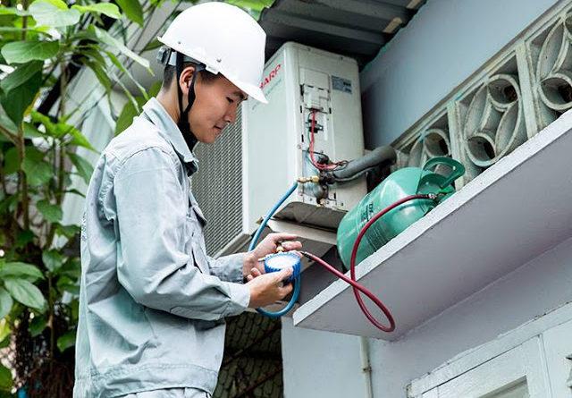 Sửa điều hòa Toshiba tại quận Đống Đa phục vụ 24/24