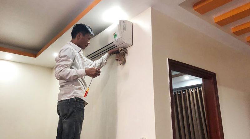 Dịch vụ sửa điều hòa tại nhà uy tín chất lượng