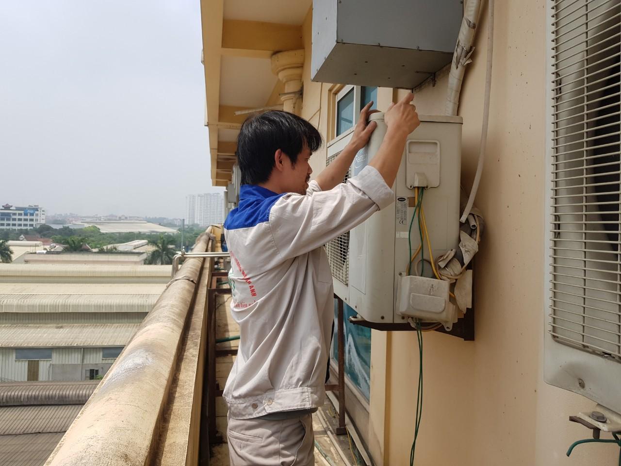 Sửa điều hòa tại Tam Khương, Hà Nội